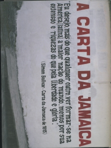 a carta da jamaica