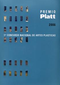 Catalogo Premio Platt 2006 Tapa