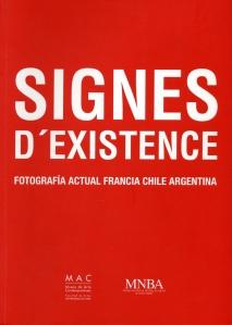 Catalogo Signos de Existencia 2007 tapa