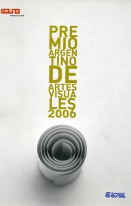 Premio Arg artes visuales 2006 tapa